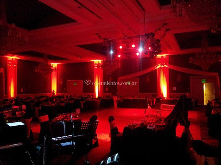 DJME en Hotel Intercontinental