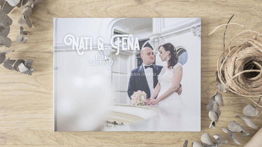 Photobook de Nati & Fer