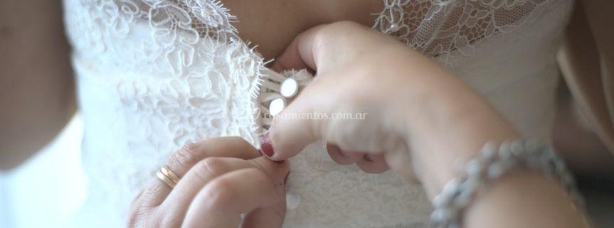 Frame del video de Isma & Juli