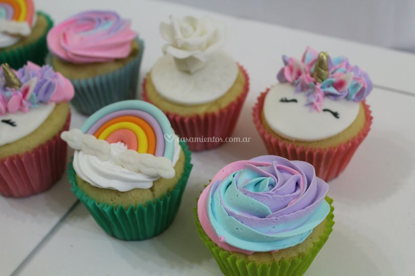Cupcakes tematicosDoble