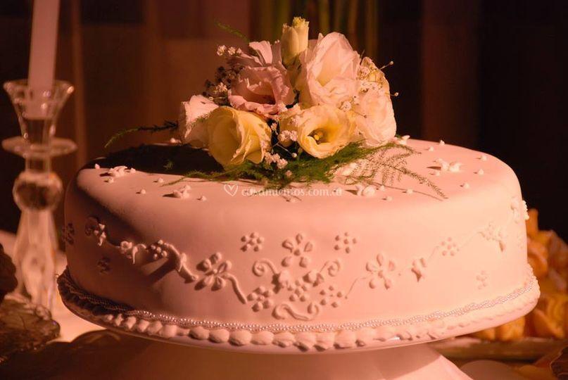 Torta de boda majesty.