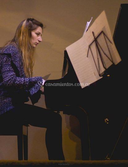 Nuestra pianista