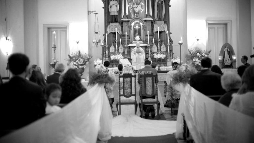 Casamiento con misa