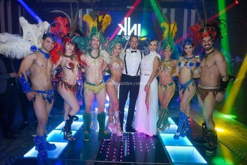 Bora Bora Shows