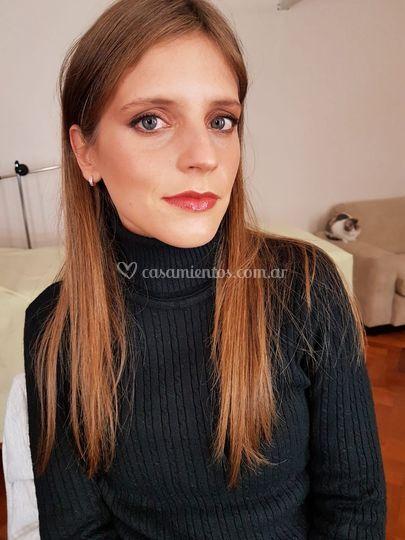 Makeup para Flor