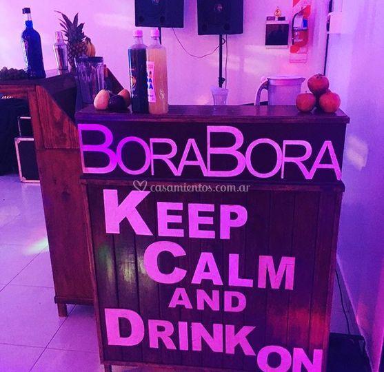 Bora Bora Barras