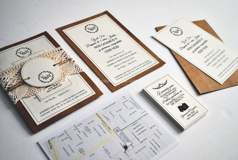 Kit Invitaciones