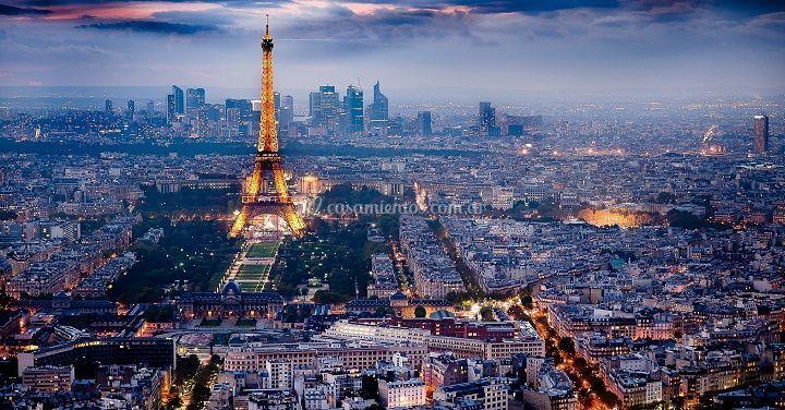 Paris para enamorados