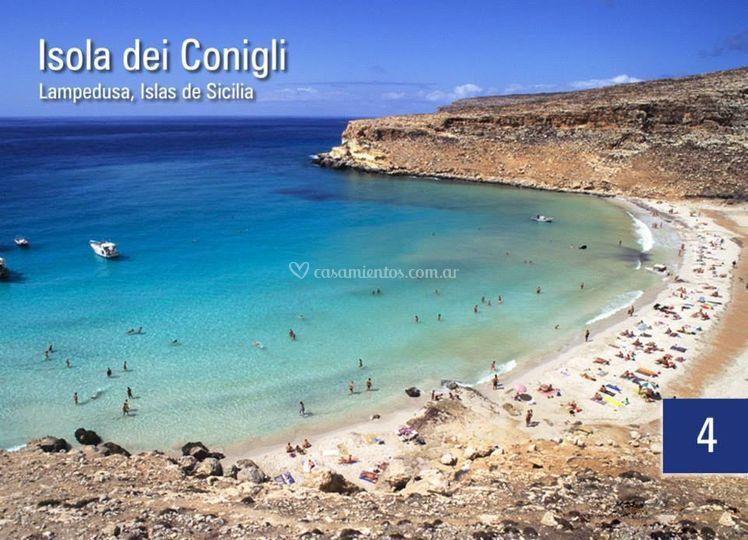 Playas magníficas