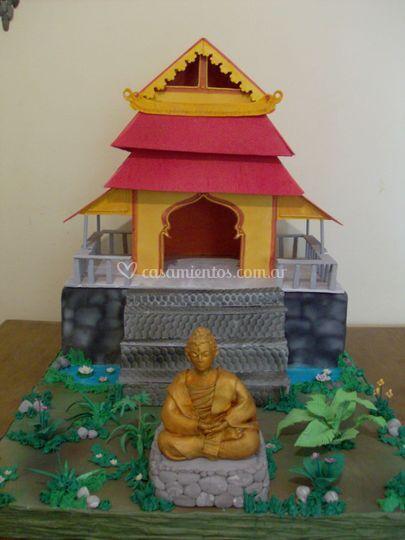 Temática budista