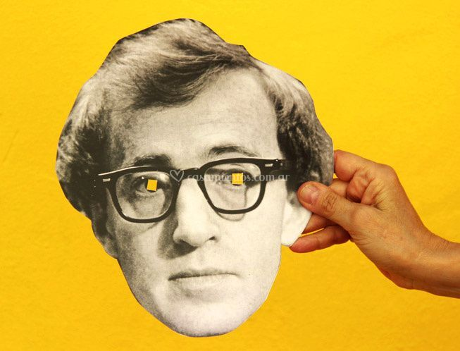 Careta de Woody Allen