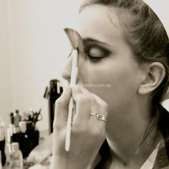 Maquillaje moda