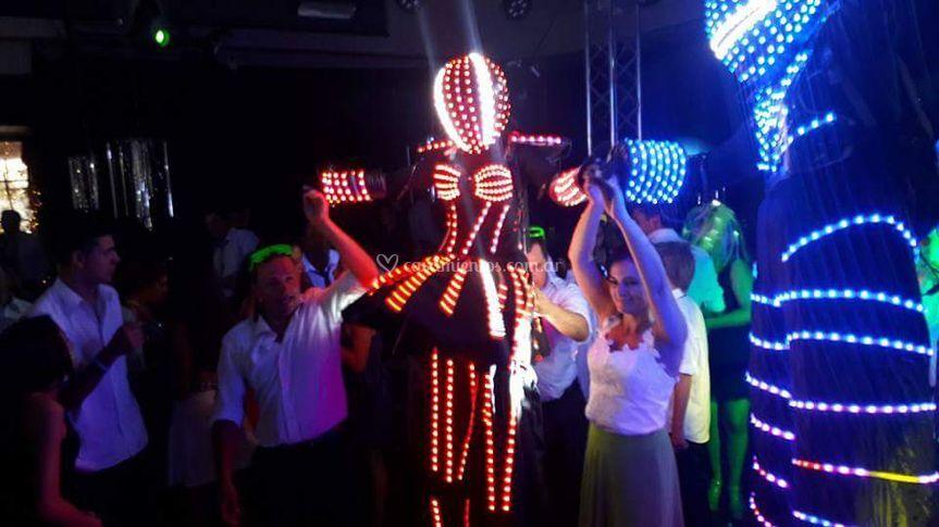 Astrobot led