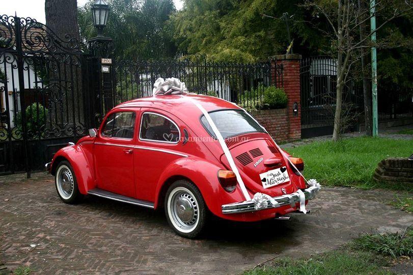 Vincent classic car