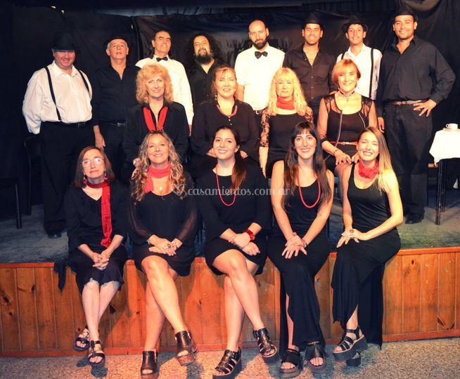 Vocal Kilya e invitados