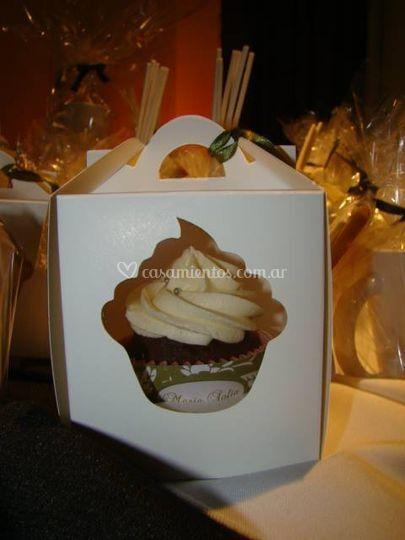 Cupcakes souvenirs