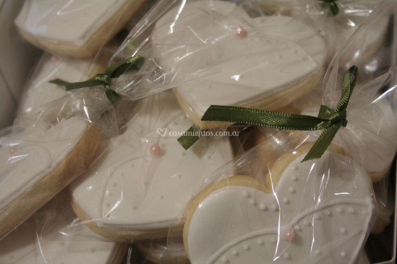 Cookies souvenirs