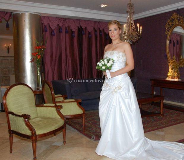 Lista para el casamiento