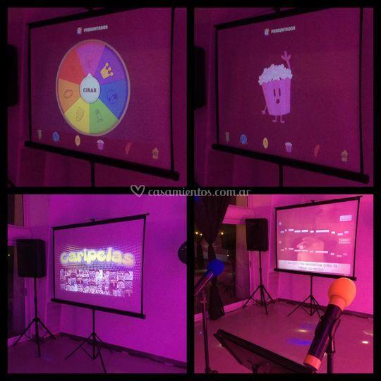 Juegos Multimedia