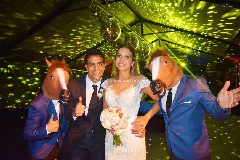 Casamiento La Arboleda