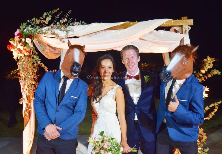 Casamiento San Pablo Country