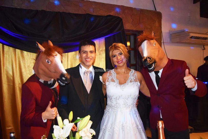 Casamiento Las Lomitas