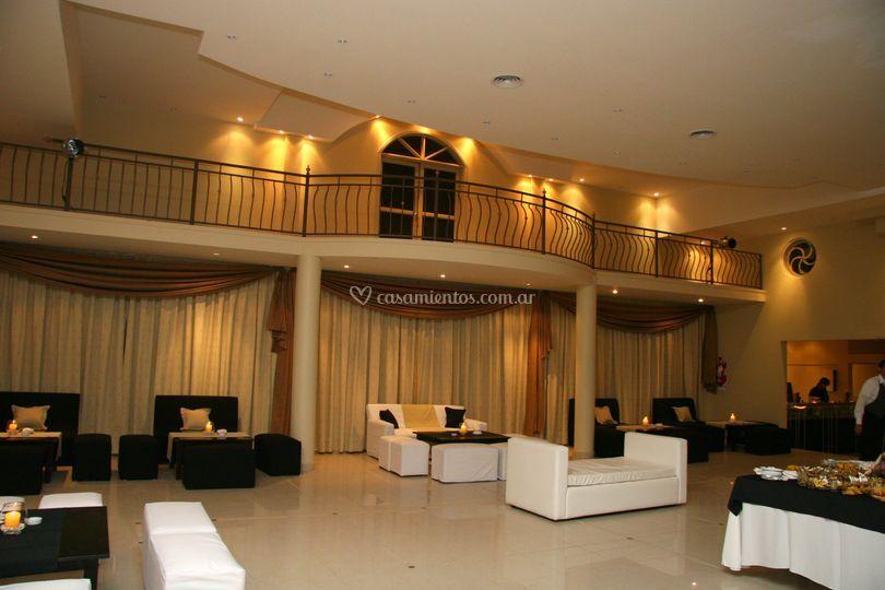Interior balcon
