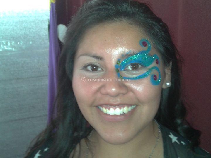 Make up infantil