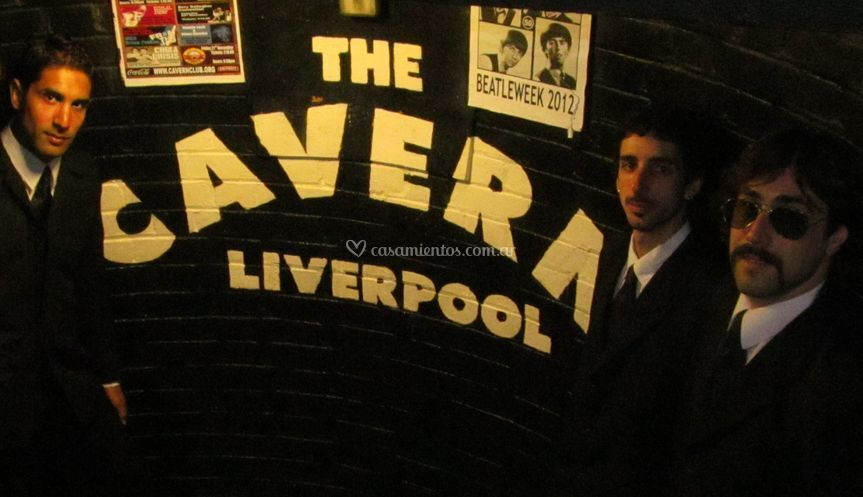 The cavern Liverpool 2012