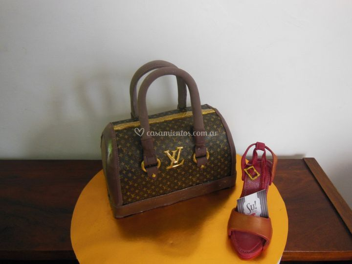 Cartera chocolate
