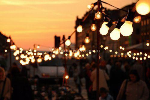 Guirnalda de luces - Iluminaci