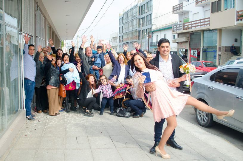 Civil - foto grupal