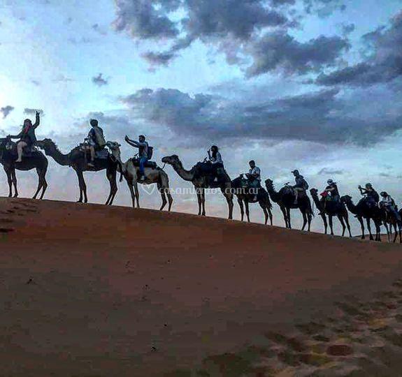 Boda Marruecos - Taghazout