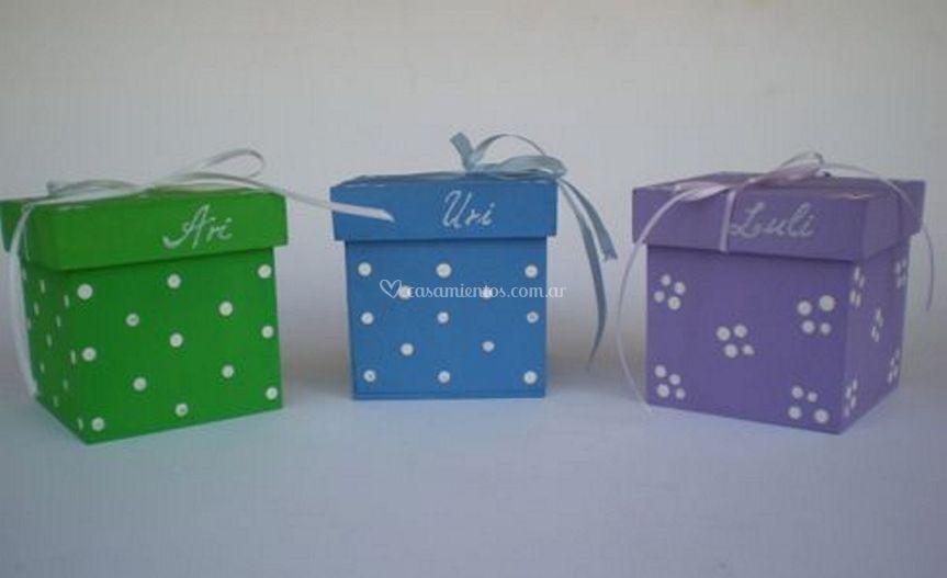 Cajas personalizada