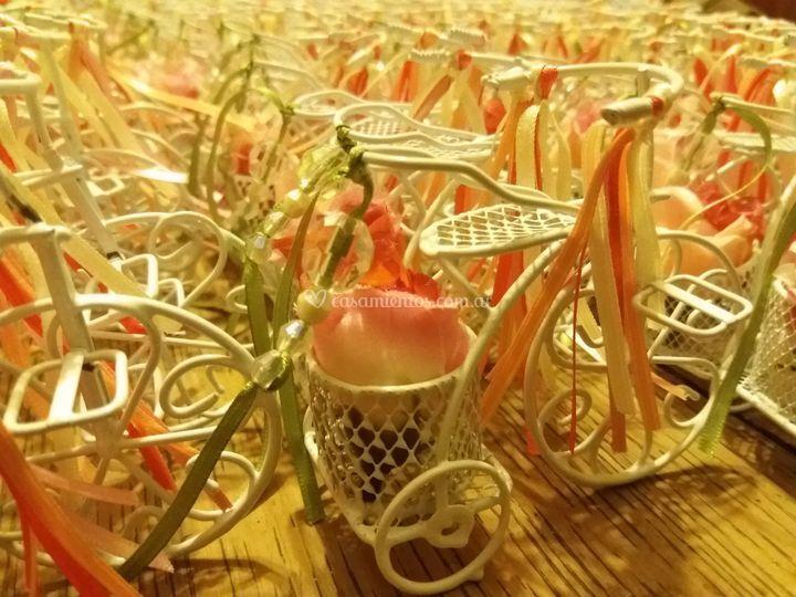 Souvenir triciclo