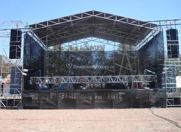 Música en vivo en Santa Fe