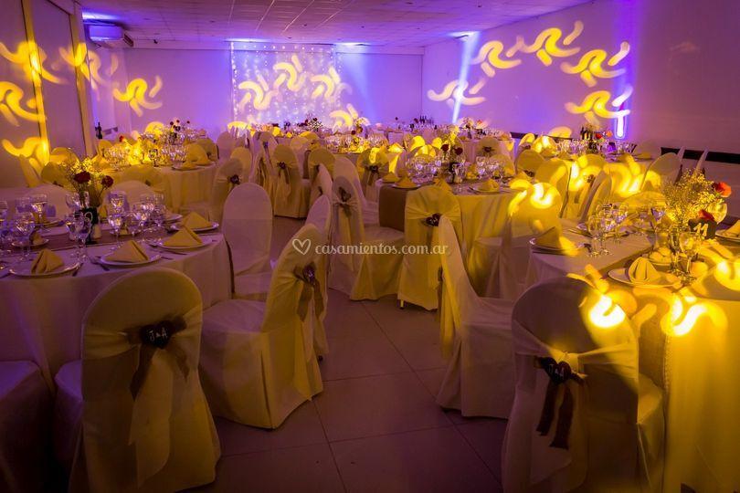 Ambientación LED