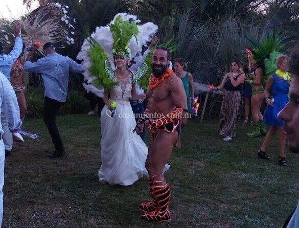 Show casamiento