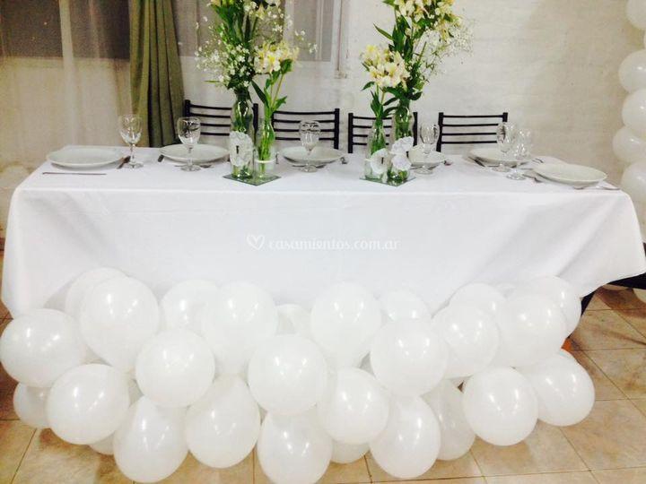 Banquetes casamientos