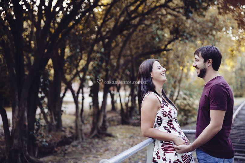 Mariana y Nicolás