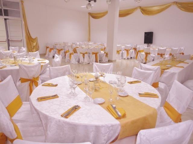 Casamiento en dorado