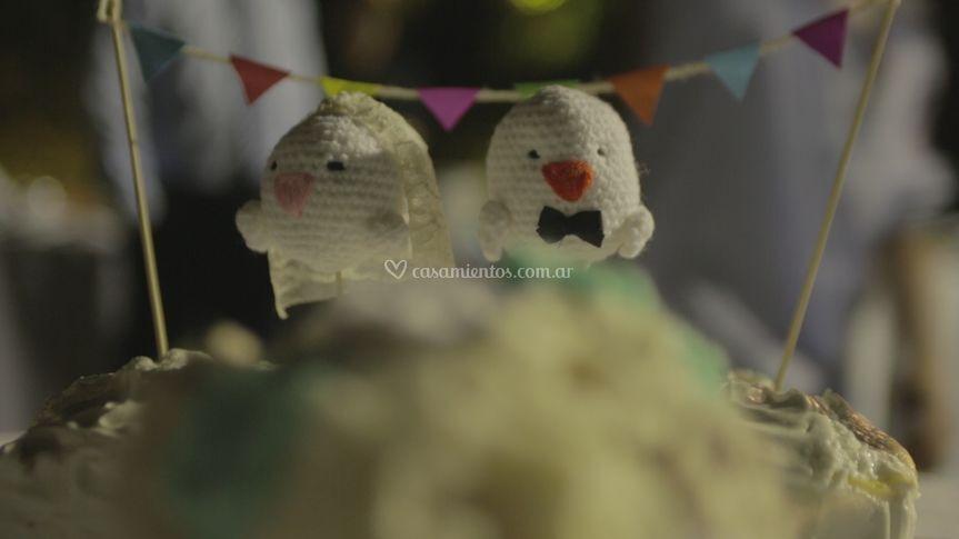 Detalles de la fiesta