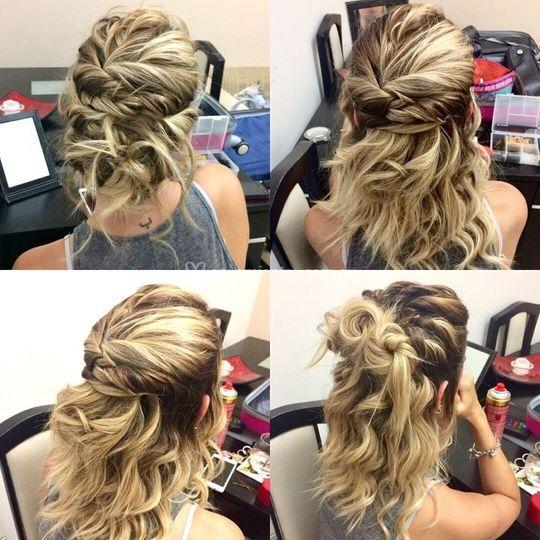 Peinados Pinterest