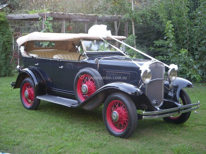 Andes Autos Antiguos