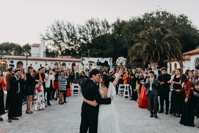 Casamiento en Neuquen