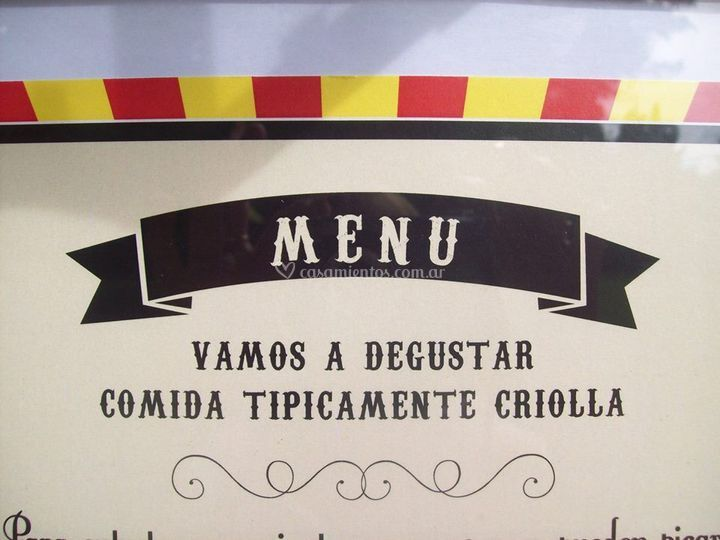 Carteleria descriptiva