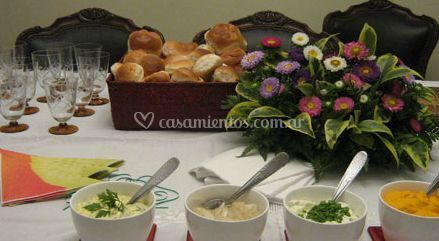 Panes y salsas