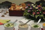 Panes y salsas de Hoy Pata Catering