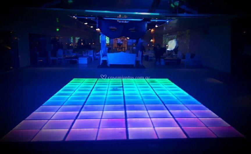Crash - Pista LED