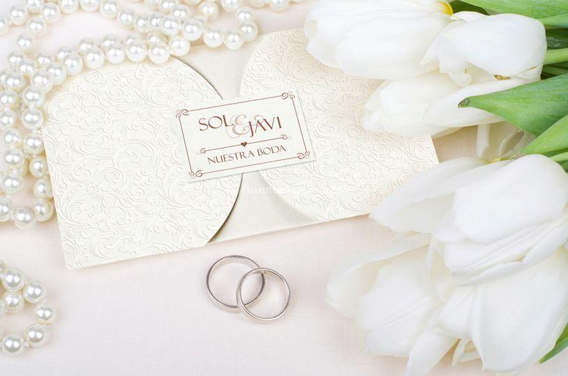 Invitacion de casamiento
